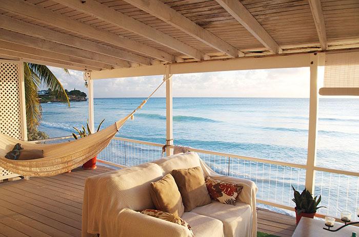 como decorar casa de praia